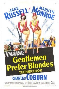 Gentlemen foretrækker blondiner