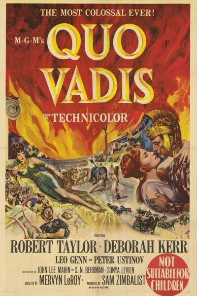 MGM (Metro-Goldwyn-Mayer) - Quo Vadis?