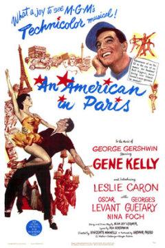 En amerikaner i Paris