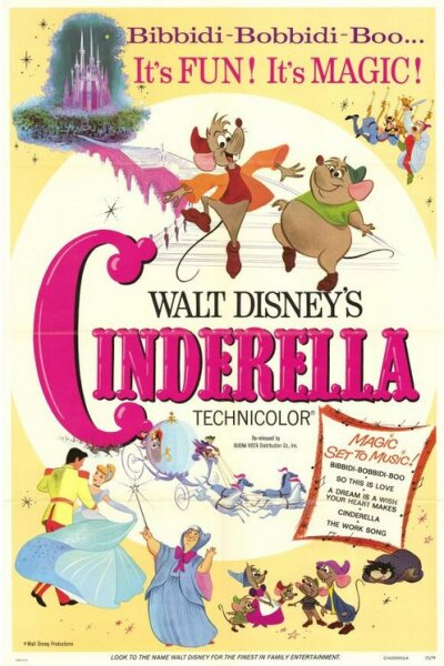 Walt Disney Pictures - Askepot - Org.vers.