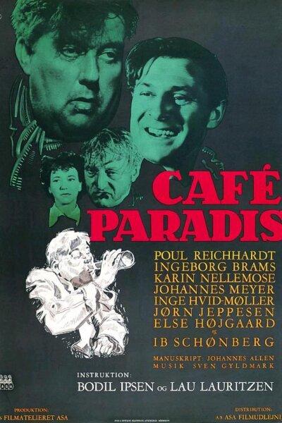 A/S Filmatelieret ASA - Cafe Paradis