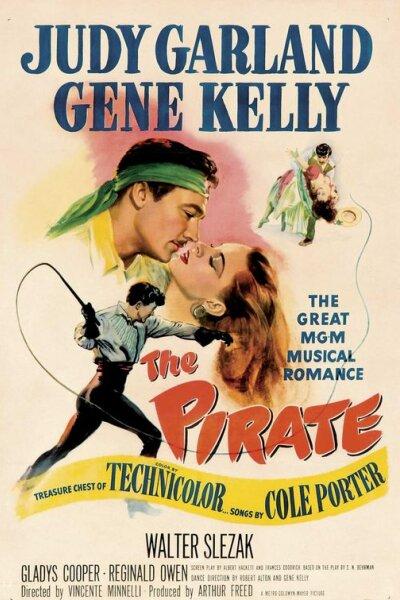MGM (Metro-Goldwyn-Mayer) - The Pirate