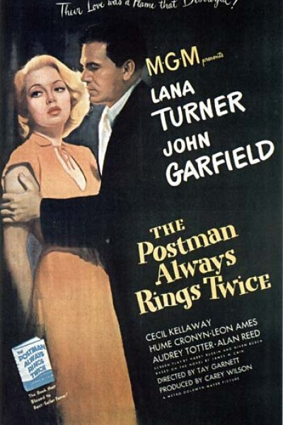 MGM (Metro-Goldwyn-Mayer) - Postbudet ringer altid to gange