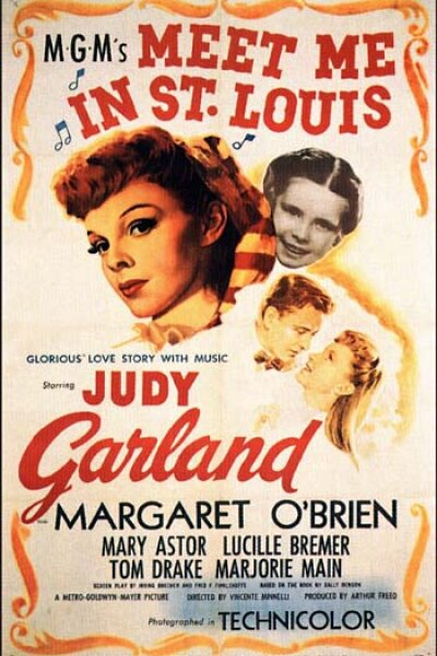 MGM (Metro-Goldwyn-Mayer) - Mød mig i St. Louis