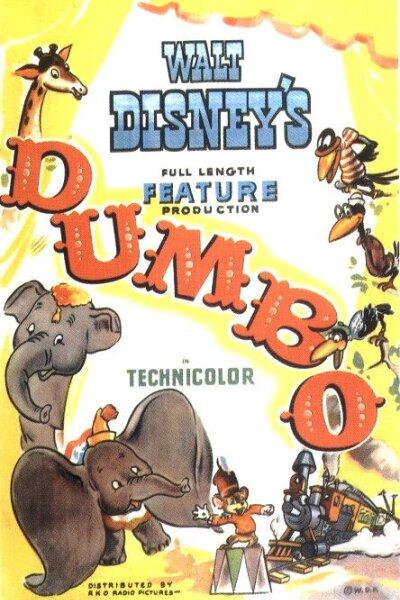 Walt Disney Pictures - Dumbo - Org.Vers.