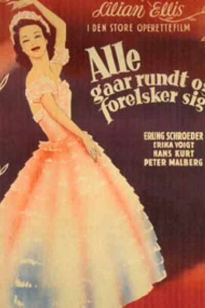 Nordisk Film - Alle går rundt og forelsker sig