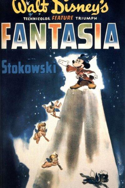 Walt Disney Pictures - Fantasia