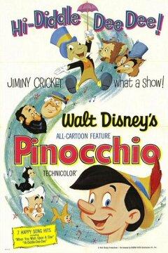 Pinocchio - Org.vers.