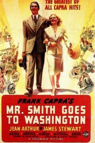 Columbia Pictures - Mr. Smith kommer til Washington