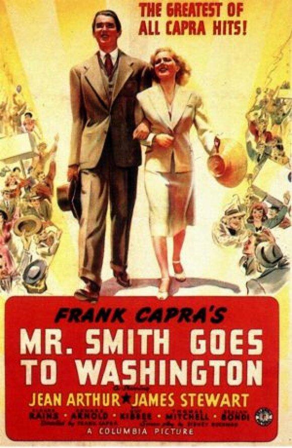 Mr. Smith kommer til Washington