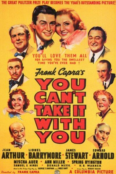 Columbia Pictures - Du kan ikke tage det med dig