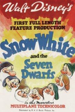 Snehvide og de syv dværge - Org.Vers.