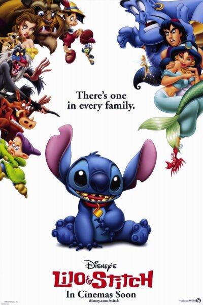 Walt Disney Pictures - Lilo & Stich
