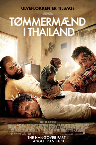 Living Films - Tømmermænd i Thailand