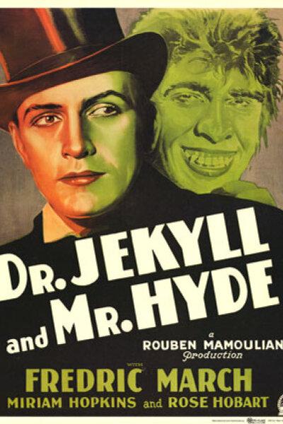 Paramount Pictures - Dobbeltmennesket dr. Jekyll og mr. Hyde