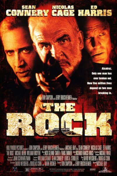 Hollywood Pictures - The Rock