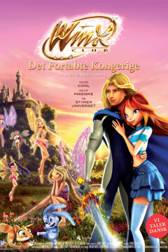 Winx Club - Det Fortabte Kongerige