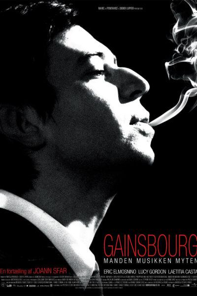 One World Films - Gainsbourg - Manden Musikken og Myten