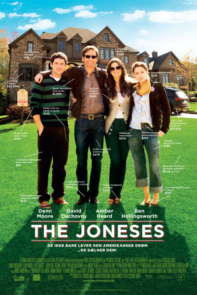Premiere Picture - The Joneses
