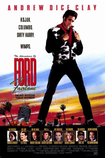 20th Century Fox - Ford Fairlane - rock 'n' roll detektiv