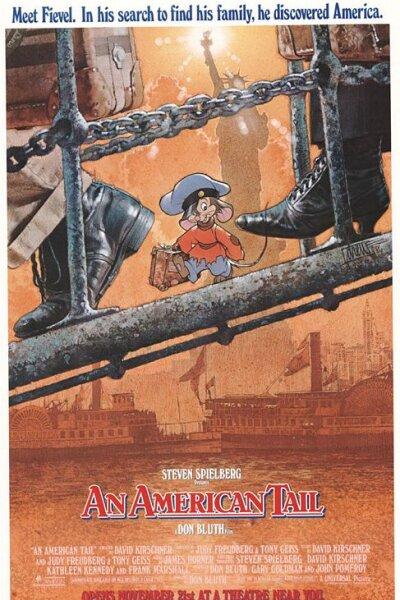 Universal Pictures - Rejsen til Amerika (org. version)