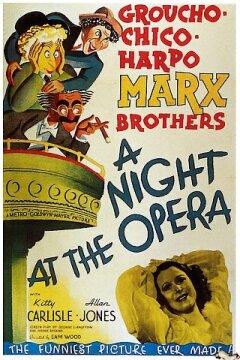 Halløj i Operaen