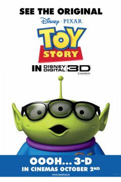Toy Story 1 i 3-D