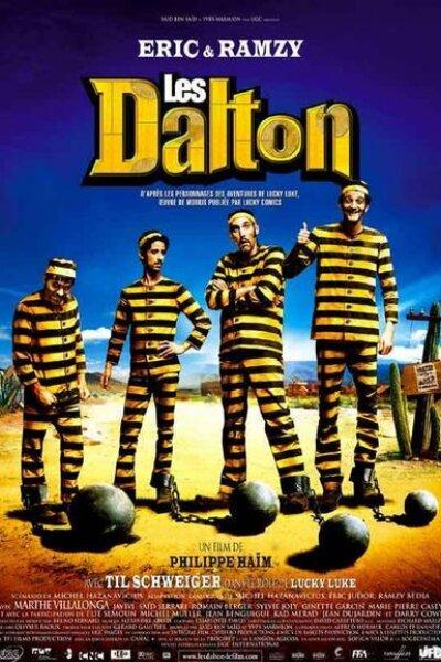 Castelao Producciones - Dalton Brødrene