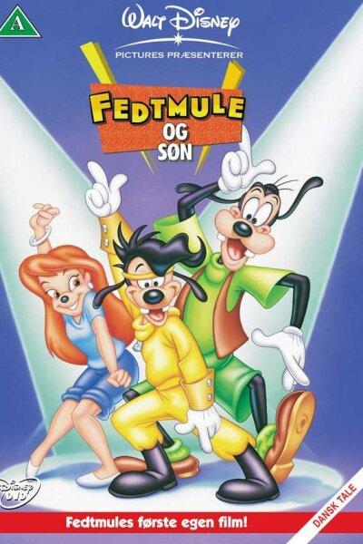Walt Disney Pictures - Fedtmule og søn
