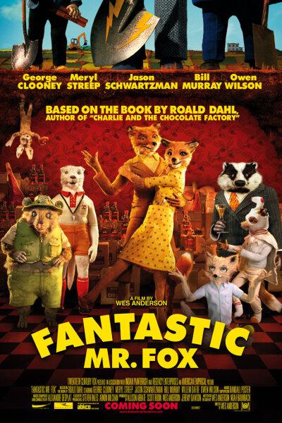 Blue Sky Studios - Fantastic Mr. Fox