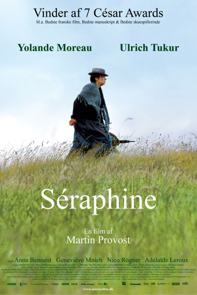 TS Productions - Séraphine