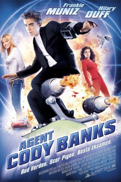 Maverick Entertainment Inc. - Agent Cody Banks