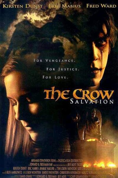 IMF Internationale Medien und Film GmbH & Co. 2. Produktions KG - The Crow: Salvation