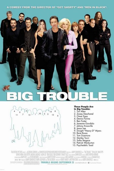 Touchstone Pictures - Big Trouble