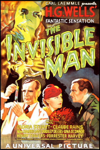 Universal Pictures - Den usynlige mand