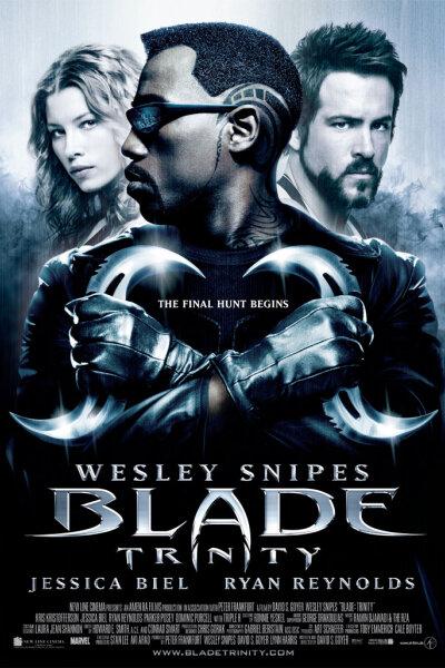 New Line Cinema - Blade: Trinity