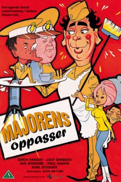 Merry Film - Majorens oppasser