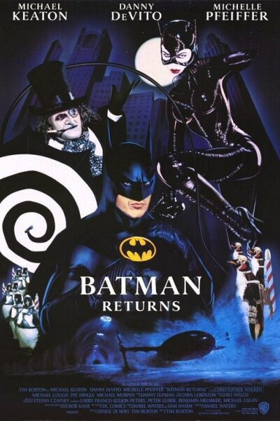 Warner Bros. - Batman vender tilbage