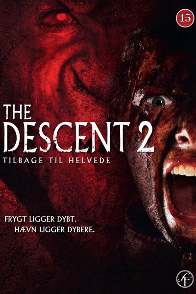 Celador Films - The Descent 2 - tilbage til helvede
