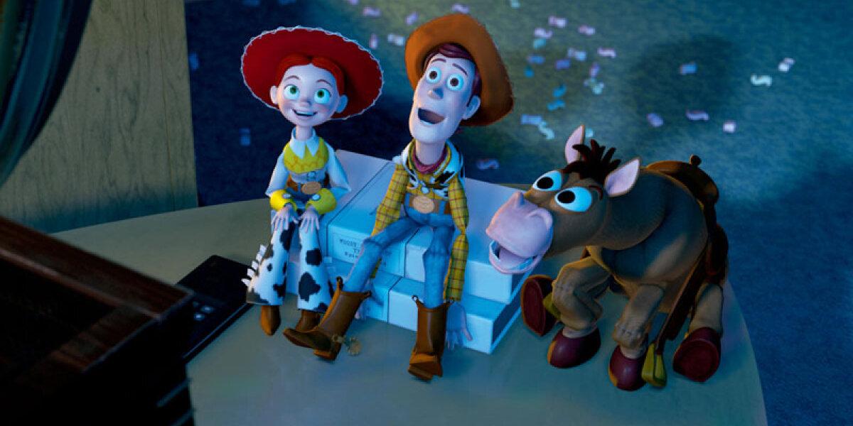 Pixar Animation Studios - Toy Story 2 i 3-D