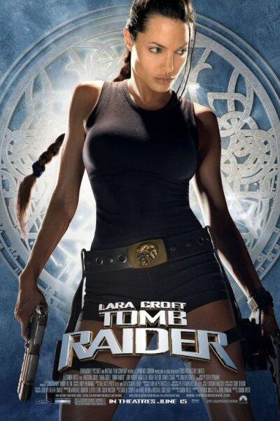Paramount Pictures - Tomb Raider