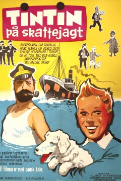 Tintin på skattejagt