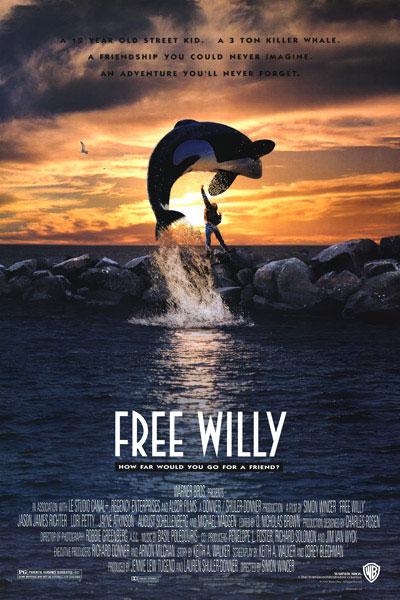 Warner Bros. - Befri Willy