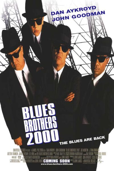 Universal Pictures - Blues Brothers 2000