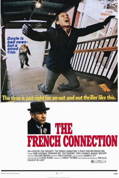 20th Century Fox - The French Connection