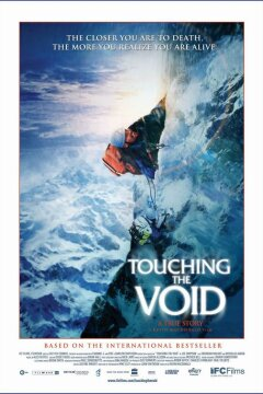 Touching the Void - mellem is og intet