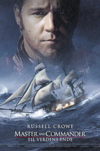 Commander Productions - Master and Commander: Til verdens ende