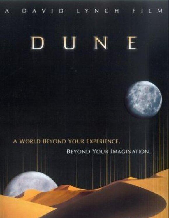 Dune - Ørkenplaneten