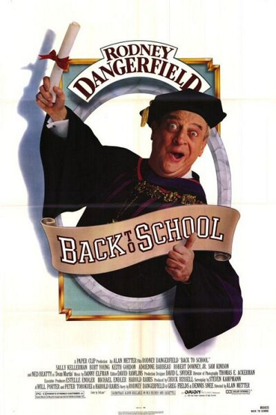 Paper Clip Productions - Back to School