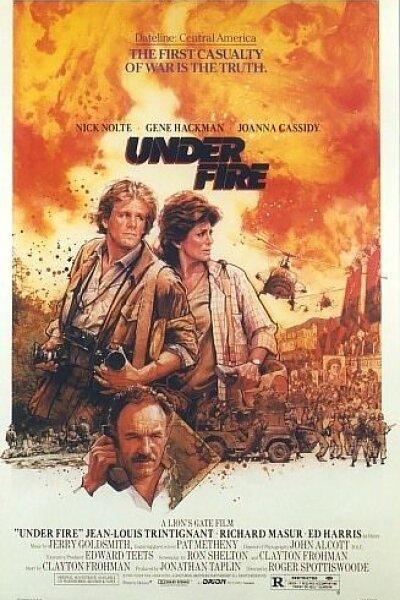 Under Fire Associates - I skudlinien